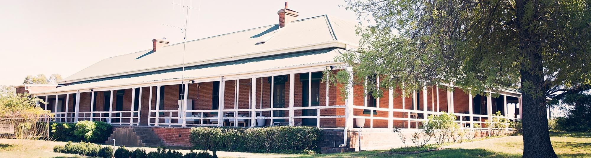 Macquarie Stud House